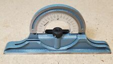 Mitutoyo Reversible Protractor No 180 301 Mint For Combination Square Set
