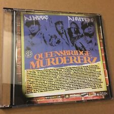Dj Diggz Queensbridge Murdererz Mobb Deep NAS Cormega NYC Quens QB MIXTAPE CD
