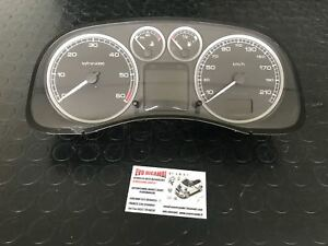 Quadro Strumenti per Peugeot 307 2.0 HDI 107 CV