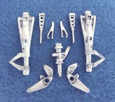 De Havilland Sea Vixen Landing Gear For 1/48th Scale Airfix Model  SAC 48125