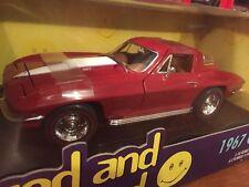 Ertl 1:18 1967 Chevrolet Corvette Sting Ray Coupe 427 36685