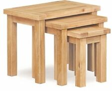Oak 3 Nested Tables