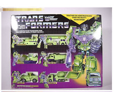 new Transformers G1 Devastator reissue brand new Gift high WITHOUT BOX