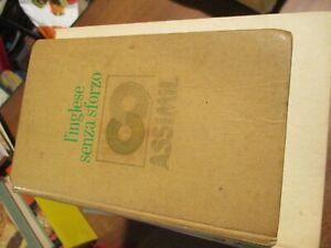 ASSIMIL L'INGLESE SENZA SFORZO 1972