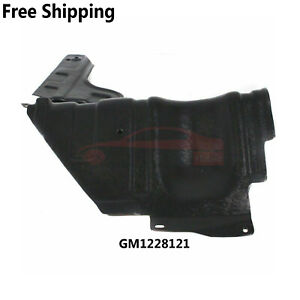 New For CHEVROLET AVEO Front Engine Splash Shield Fits 2009-2011 GM1228121