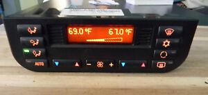 BMW E36 3-Series Heater A/C Climate Control 96-99  8368169  F1121169