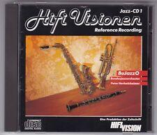 HIFI visioni-JAZZ-CD 1-federale jazz orchestra Peter Herbolzheimer © 1989