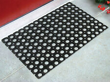 "JMJ Hollow  Rubber  Mats 16"" x 24""  and 16"" x 24 "" ( 2 nos.)"