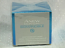 Avon Anew Clinical Skinvincible Deep Recovery Cream -1 oz NEW DISCONTINUED