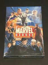 Marvel Heroes DVD Box Set. 8 Films. English And French. New Sealed
