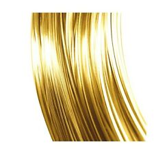 Copper Craft Wire Gold 24K Plated 6M Coil 0.8mm Thick