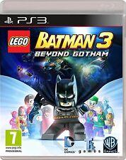 LEGO Batman 3: Beyond Gotham (PS3) BRAND NEW SEALED
