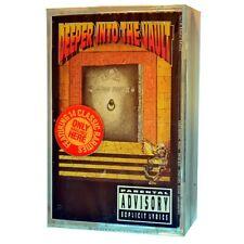 Anthrax Mercyful Fate Cassette Vemon Testament Megaforce Deeper Into The Vault