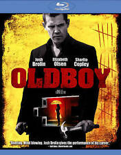 OLDBOY (Blu-ray Disc, 2014, Includes Digital Copy) New / Factory Sealed