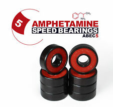 Amphetamine Bearings Skateboard Kugellager ABEC 5