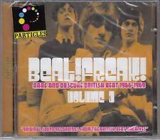 VA -  Beatfreak! Vol. 3 (Rare And Obscure British Beat 1966-1969) CD Neu