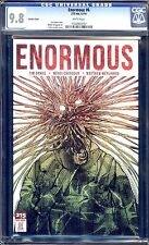 ENORMOUS #6 VOLUME 1 VARIANT COVER CGC 9.8 WHITE PAGES  SALE!