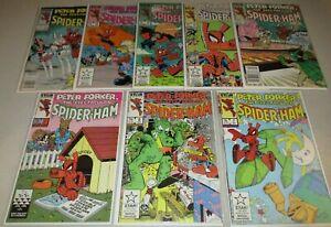 Peter Porker: The Spectacular Spider-Ham (Lot of 8) 7 8 10 11 12 13 14 17 Star
