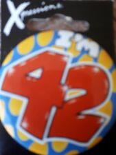 i'm 42 birthday badge