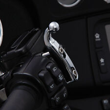 Ciro Chrome Brake/Clutch Perch Accessory Mount