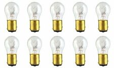 10x 1662 24v Bulbs Jeeps Tail Brake Backup Reverse Light Signal Lamps Lights
