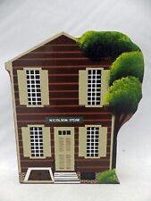 Shelia's Collectibles - Nicholson Shop - Williamsburg Series - #Wil08