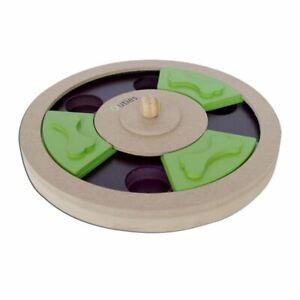 Pet Brands iQuties Treat Wheel Dog Toy