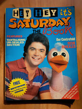 HEY HEY IT'S SATURDAY THE BOOK 1983