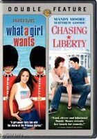 Chasing Liberty/What a Girl Wants (DVD, 2007)