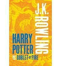 Harry Potter and the Goblet of Fire by J. K. Rowling-9781408834992-G052