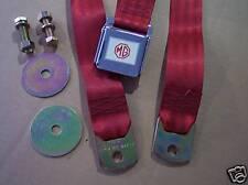 MGTC MGTD MGTF MGA Magnette MGB MGC MIDGET MKI MKII MKIII Red Belt / Last Set !