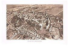 LA CITE DE CARCASSONNE photo 1935
