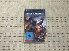 G.I. Joe segreti ordine COBRA PER SONY PSP * OVP *