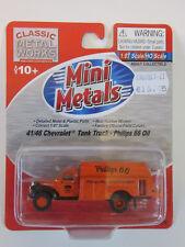 Classic Metal Works  1:87 Chevrolet Tankwagen Phillips 66   USA   Fertigmodell
