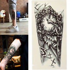 Unique Newest Temporary Tattoo Arm Sticker Decal Removable Waterproof Body Art