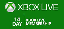 XBOX LIVE 14 DAY 2 WEEKS GOLD TRIAL MEMBERSHIP (XBOX ONE)