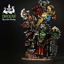 Kaptin Badrukk Warhammer Orks 40k ** COMMISSION ** painting