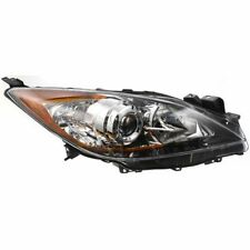 New Headlight for Mazda 3 MA2519130 2010 to 2013
