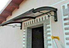 Abris bois DIY d'entrée fenêtre - Auvent banne d'entrée - Plantilla LEGNO FOGLIA