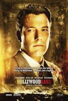 Hollywoodland (Zweiseitig Regulär) Original Filmposter