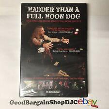 Madder Than A Full Moon Dog (DVD, 2013) *New & Sealed*