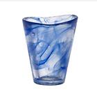 Kosta Boda Art Glass MINE Blue Vase Ulrica Hydman Vallien Tumbler Cup