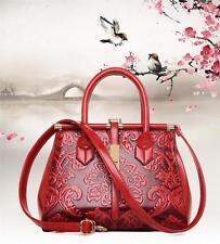 Women's Chic Retro Handbag Messenger Shoulder Bag Tote Purse Satchel Cross body