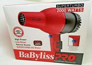 BaBylissPRO Turbo Dryer 1 ea