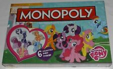 My Little Pony Monopoly Board Game 6 Collectible