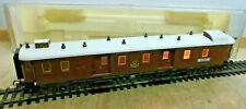 Trix 23792 H0 Orient Express Luggage Car Der Ciwl 1205 Lit First Class Boxed