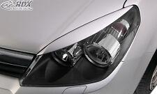 RDX Scheinwerferblenden OPEL Astra H incl. GTC Böser Blick Blenden Spoiler