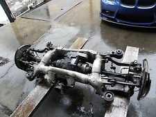 06 07 08 BMW E60 M5 E63 M6 DIFFERENTIAL COMPLETE REAR END WITH SUSPENSION.