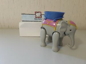 American Girl Pleasant Company Bitty Baby Tiny the Elephant Toy 1999 Works MINT