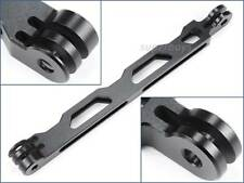 165mm Long Black Aluminium GoPro Extension Arm Pole Connecter for Action Camera